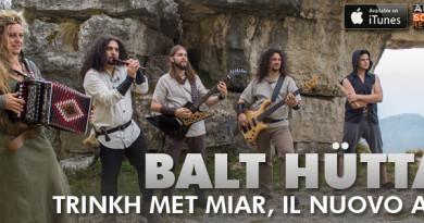 Trinkh Met Miar è il nuovo album dei Balt Hüttar: un viaggio folk metal travolgente tra culture passate e presenti. Showcase live a San Patrizio sul palco del Mamaloca di Vicenza!