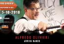 """Torna Alfredo Olivieri con """"Arriva Nando"""", singolo che anticipa l'uscita del nuovo album """"Made in China"""". Ad accompagnare il ritorno in scena del cantautore bolognese, una grande produzione video: un Musical in 3 Videoclip."""