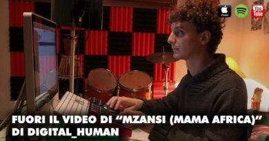 Dopo il successo di Mzansi Mama Africa torna in radio digital_human con il nuovo singolo Butterfly Effects.